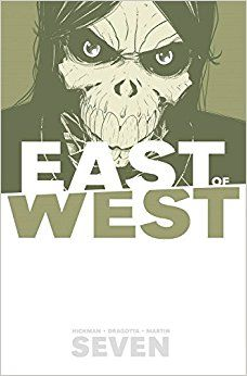 East of West Volume 7: Amazon.co.uk: Jonathan Hickman, Nick Dragotta: 9781534302143: Books