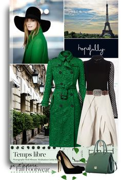 """""""The Girl in Green"""" by jeimtadije on Polyvore"""
