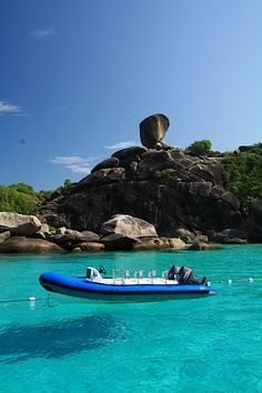 Similan Islands, Thailand by shelkare