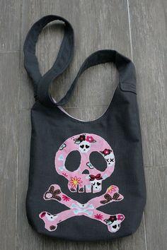 easy Sling bag tutorial I like this bag