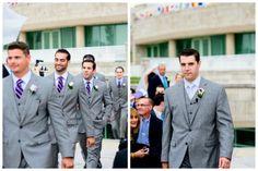 Come Rain or Shine, I'm Happy You're Mine on itsabrideslife.com #GroomSuits #groomsmen