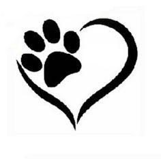 dog memorial tattoos with name \ dog memorial tattoos . dog memorial tattoos with name Tatoo Dog, Dog Tattoos, Animal Tattoos, Body Art Tattoos, Small Tattoos, Print Tattoos, Tattoo Baby, Cat Paw Print Tattoo, Cat Tat