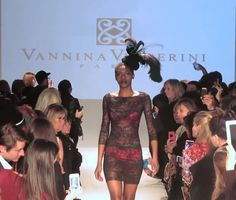 Vaninna Vesperini - CURVExpo Lingerie Fashion Show, Feb 2014