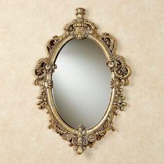 Livorno Oval Wall Mirror