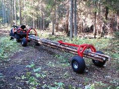 log hauler - Google Search