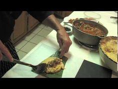 Chef Julio's Making Pasteles Video
