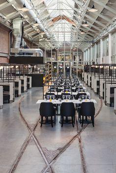 Restaurant & Bar Design Awards Shortlist 2015: Surface Interiors - Restaurant & Bar Design