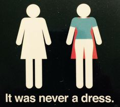 This Sign Will Forever Change the Way You See Women's Bathrooms