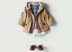 Baby clothing