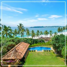 Luxury city apartments and villas to rent in beautiful destinations Winter Sun Destinations, Luxury Villa Rentals, Tropical Garden, Winter Holidays, Luxury Travel, Sri Lanka, Around The Worlds, Rustic Houses, Outdoor Decor
