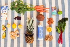 // WHAT NUTRITIONISTS REALLY EAT IN A DAY