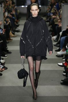 Alexander Wang Fall 2018 Ready-To-Wear Collection