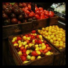 Fallon & Byrne by Waltzer, via Flickr Deli, Colour, Vegetables, Box, Color, Snare Drum, Veggies, Colors, Veggie Food