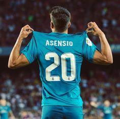 @marcoasensio10 has scored on his La Liga, Copa del Rey, #UCL, UEFA Super Cup and Supercopa debut for @realmadrid. #Magic ⚽️