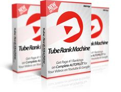Tube Rank Machine by Ankur Shukla REVIEW - Tube Rank Machine - 7-in-1 Video Ranking Web App