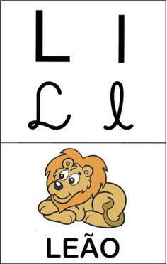 Aprender Brincando: Alfabeto ilustrado 2 Banner, Education, Blog, Toddler Learning Activities, Reading Levels, Read Box, Preschool Math Activities, Educational Activities, School Supplies
