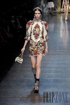 Dolce & Gabbana – 74 photos - the complete collection