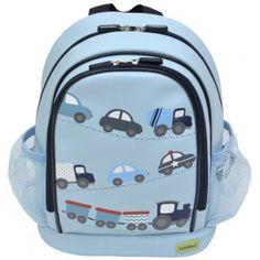 Bobble Art Traffic Small Backpack