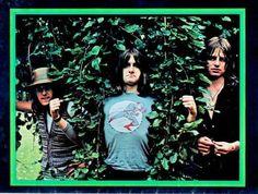 Emerson, Lake & Palmer.
