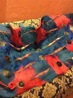 Rojo azul Painting, Art, Red, Blue Nails, Felting, Art Background, Painting Art, Kunst, Paintings
