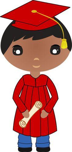 ESCOLA & FORMATURA Graduation Day, Disney Characters, Fictional Characters, Kindergarten, Clip Art, Disney Princess, Kids, Frames, School