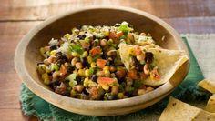 Mississippi Caviar (aka bean-based salsa)