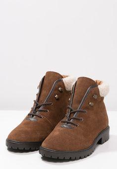 Elegante lage schoenen Melvin & Hamilton HOLLY - Veterschoenen - ash/blue  Taupe: € 119,95 Bij Zalando (op 23-1-16). Gratis bezorging & retournering…