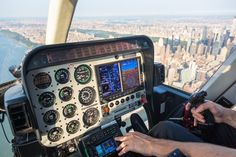 Helicopter rides NYC
