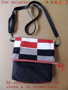 Turorial Cross-body bag