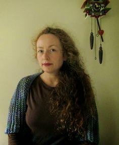 Polly Foo Foo: Claire Starz Outlander Sassenach Shrug Free Pattern