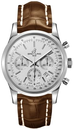 Breitling Transocean Chronograph AB015112/G715-739P Mens Automatic Watch - Buy Now Lowest Price Guaranteed 100% Authentic FREE Overnight Shipping