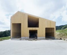 Cow Stable, Localarchitecture