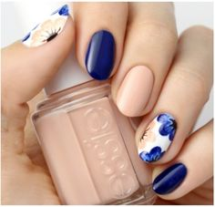 Two-colors-14 28 Dazzling Nail Polish Trends You Must Try in 2017