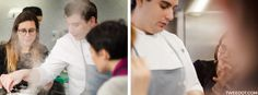 Tweedot - Food Blogger Cooking Class Hell's Kitchen - Uovo Degusto di Matteo Grandi
