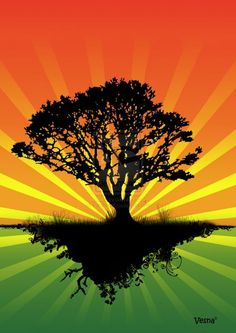 Rasta Tree of Life