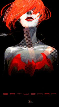 BATWOMAN 02 by *89g on deviantART