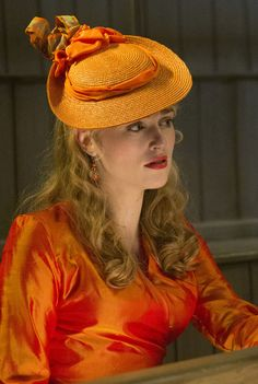 Katie McGrath (Lucy Westenra) in Dracula TV Series Episode 4 - sky.com/dracula