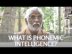 Phonemic Intelligence Program Benefits Explained by Dr Pillai - YouTube
