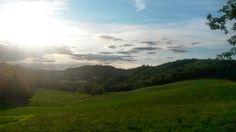 #sunset in #casina, Italy