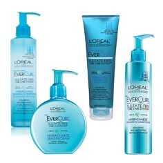 Rank & Style - L'Oreal EverCurl Collection #rankandstyle