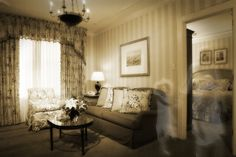 The ghosts of Hotel Monteleone: Haunted hotels in New Orleans