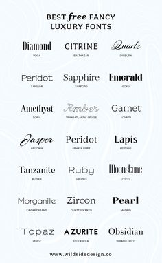 Quotes - Quotes Typo - What if you want to make YOUR brand look high end? Here are some free luxury fon... Quotes Typography trend & inspiration  Preview – Quote    Description  What if you want to make YOUR brand look high end? Here are some free luxury fonts in a variety of styles – serif, sans-serif and some high-end scripts.  – Source –