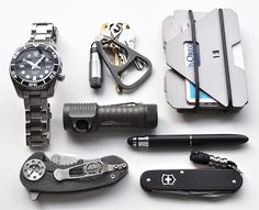 For the Watch, Seiko Sumo, and Wallet,  Obstructures Wallet
