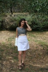 JLaw @ MetGala 2015 \ my version of Dior dress