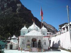 Beautiful Gangotri Temple- Char Dham Yatra - Visit and plan tour to Char Dham yatra 2015
