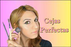 TUTORIAL CEJAS PERFECTAS - Anita Gonzalez Makeup