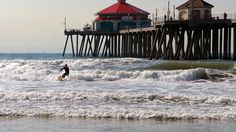 If you're looking for a surf destination, you can't go wrong with Surf City, USA. With 4 different-facing beaches, there's a break for everyone -- longboarders should head to the northwest beaches, while shortboards are best in the south, by Huntington Beach Pier.