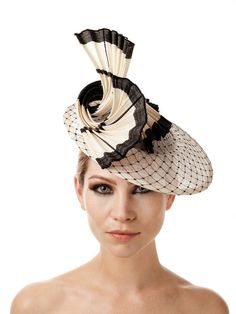 e65e1129bb58e Suki Bespoke Hat by Jess Collett Milliner