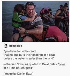 We should have compassion for these people. Iran and Syria had thriving modern cities before a tyrannical government took over. WE MAY BE THE REFUGEES NEXT. Retro Humor, Leadership, Faith In Humanity Restored, John Maxwell, Equal Rights, Social Issues, Social Justice, Human Rights, Mantra