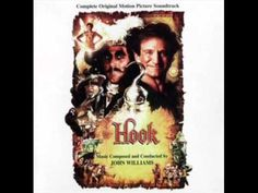 Hook Soundtrack Suite (John Williams) certain movie scores remind me of my childhood... this score is close to the top of that list! :)